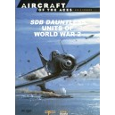 SDB Dauntless units of World War 2