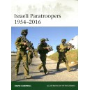 Israeli Paratroopers 1954–2016