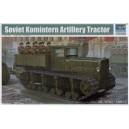 Soviet Heavy Tractor Komintern