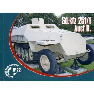 Sd.kfz 251/1 Ausf D.