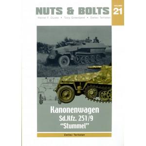 Kanonenwagen Sd.KFZ. 251/9 Stummel