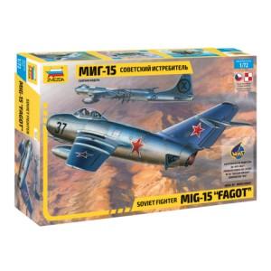 Mikoyan MiG-15 Fagot