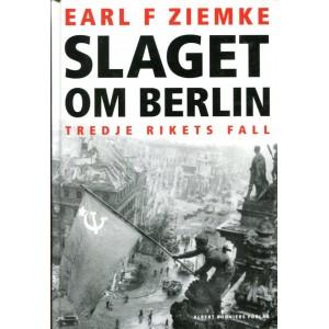 Slaget om Berlin - Tredje rikets fall