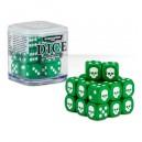 Dice Cube - Green