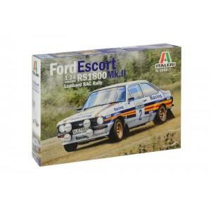 Ford Escort RS 1800 Mk.II Lombard RAC Rally
