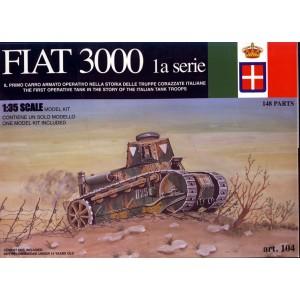 FIAT 3000 1a Serie