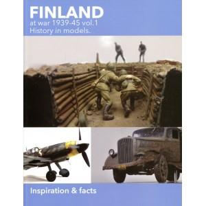 Finland at war 1939-45 vol. 1