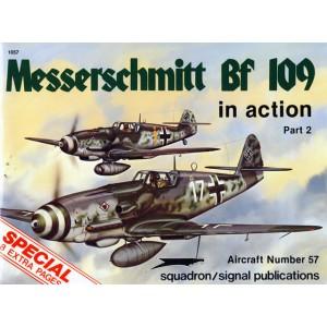 Messerschmitt Bf 109 in action part 2