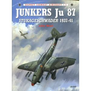 Junkers Ju 87 Stukageschwader 1937-41