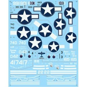 USMC F4U Corsairs