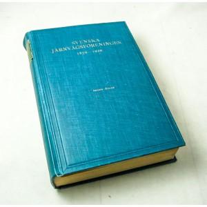 Svenska järnvägsföreningen 1876-1926