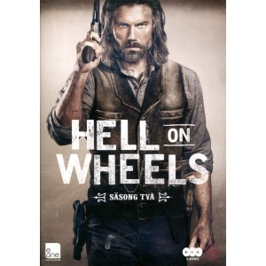Hell on wheels - Season 2
