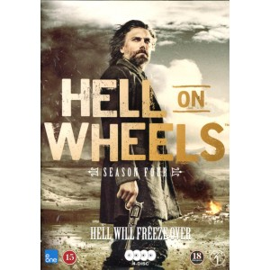 Hell on wheels - Season 4