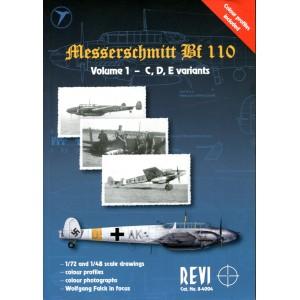 Messerschmitt Bf 110 Volume 1 - C, D, E Variants