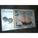 U.S.S. Constitution - Three Foot Model