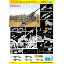 German sFH18 Howitzer w Limber