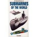 The Illustrated Directory of Submarines of the World