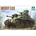 US Medium Tank M3A1 Lee