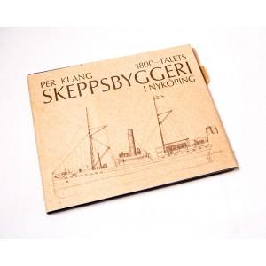 1800-talets skeppsbryggeri i Nyköping