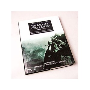 The Balkans, Italy and Africa 1914-1918