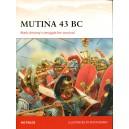 Mutina 43 BC - Mark Antony's struggle for survival