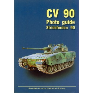 CV 90 Photo Guide Stridsfordon 90