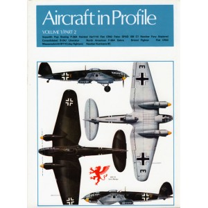 Aircraft in Profile Volume 1 Part 2