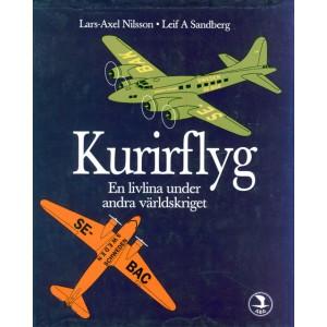 Kurirflyg - en livlina under andra världskriget