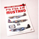 P-51 P-51A A-36 Mustang