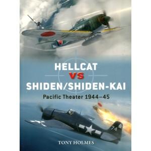 Hellcat vs Shiden/Shiden-Kai