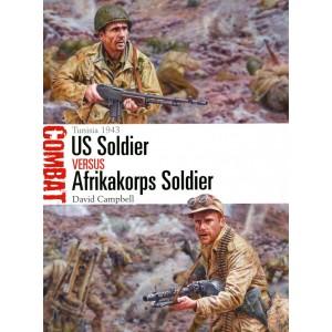 US Soldier vs Afrikakorps Soldier