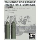Sturmtiger 38cm RW61 L/5.4 Assault Rocket