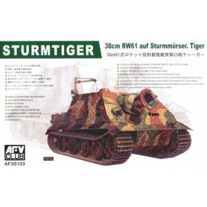Sturmtiger 38cm RW61 L/5.5 Assault Gun