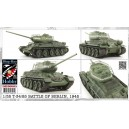 T-34/85 Battle of Berlin, 1945, 174 Factory with Bedspring armor