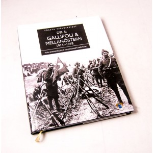 Gallipoli & mellanöstern 1914-1918
