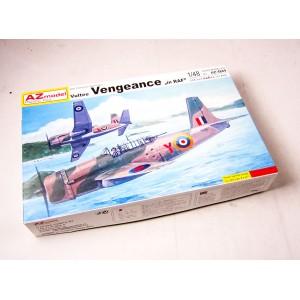 Vultee Vengeance in RAF