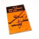 1957-58 MODEL AERONAUTIC YEAR BOOK