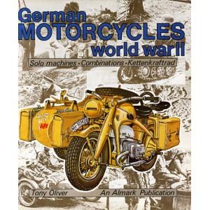 German Motorcycles World War II