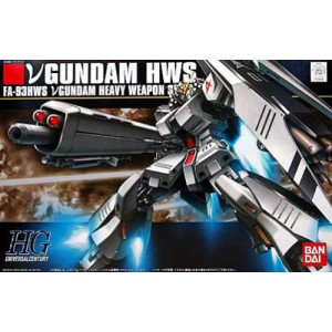 FA-93HWS Nu Gundam (Heavy Weapon System)