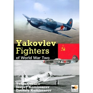 Yakovlev Fighters of World War Two