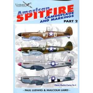 American Spitfire Camouflage and Markings Part 2