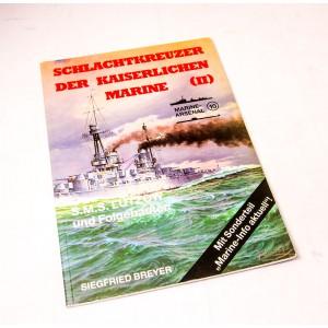 Schlachtkreuzer der Kaiserlichen Marine (II)
