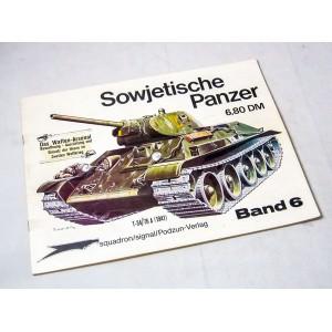Sowjetsche Panzer