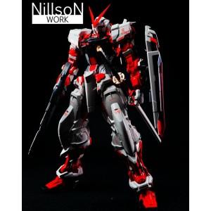 PG Astray Red Frame Gundam model DN001