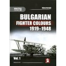 Bulgarian Fighter Colours 1919-1948 - Vol.1