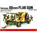German 88mm Flak Gun