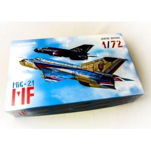 Mikoyan MiG-21MF Czech & Slovak DUAL COMBO