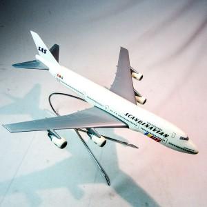 SAS B 747 Combi