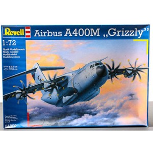 Airbus A400M Grizzly