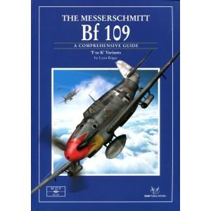 The Messerschmitt BF 109 F to K Variants reviderad upplaga